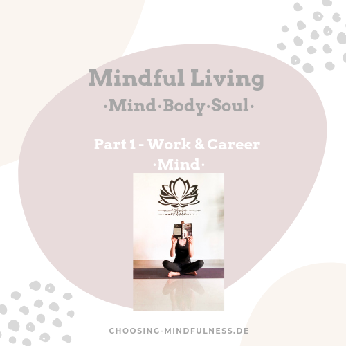 mindful living work and career