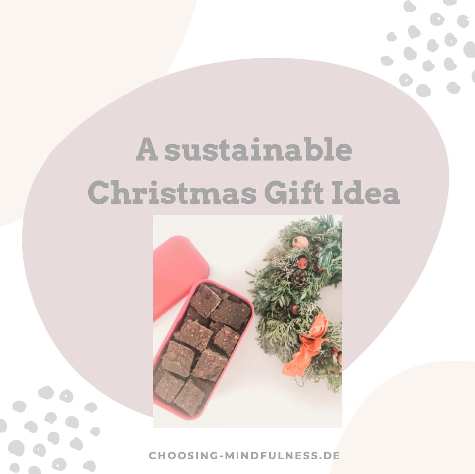 sustainable gift idea