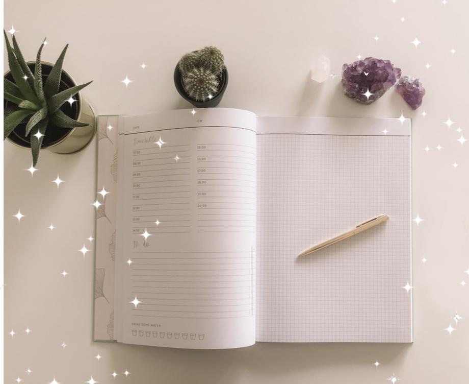 Achtsam Journaling