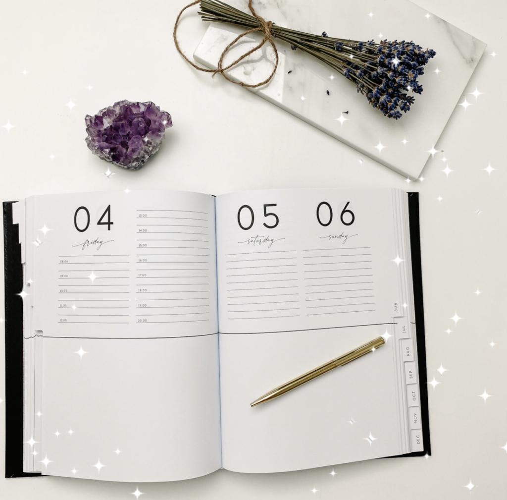 kalendar 2021 Tagesübersicht